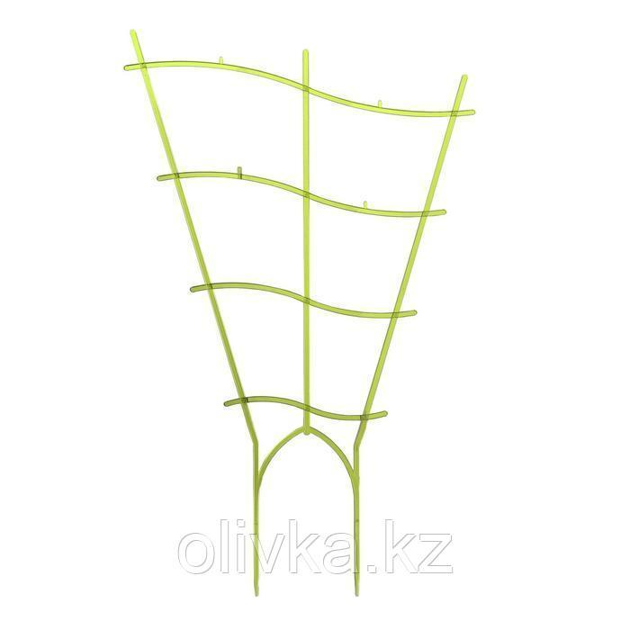 Шпалера, 47 × 25 × 0.5 см, пластик, цвет МИКС, «Гармония», Greengo