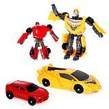 Набор роботов «Автоботы», трансформируется, 2 штуки, МИКС, фото 2