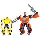 Набор роботов «Автоботы», трансформируется, 2 штуки, МИКС, фото 3