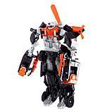 """Робот """"Шторм"""", трансформируется, 2 собираются в 1 робота, фото 2"""