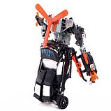 """Робот """"Шторм"""", трансформируется, 2 собираются в 1 робота, фото 4"""