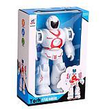 Робот «Герой», световые и звуковые эффекты, цвета МИКС, фото 5