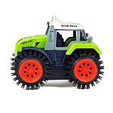 Трактор-перёвертыш «Хозяин фермы», работает от батареек, в пакете, фото 2