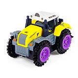 Трактор-перёвертыш «Хозяин фермы», работает от батареек, в пакете, фото 4