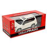Машина радиоуправляемая Toyota Land Cruiser Prado, 1:16, МИКС, фото 6