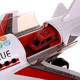 Парковка «Пожарный самолет», с машинками, световые и звуковые эффекты, фото 5