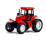 Трактор инерционный «Фермер», цвета МИКС, фото 4