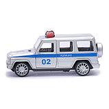 Машина инерционная «Полицейский Гелендваген», фото 3