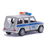 Машина инерционная «Полицейский Гелендваген», фото 4