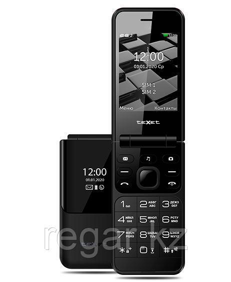 Мобильный телефон Texet TM-407 чёрный