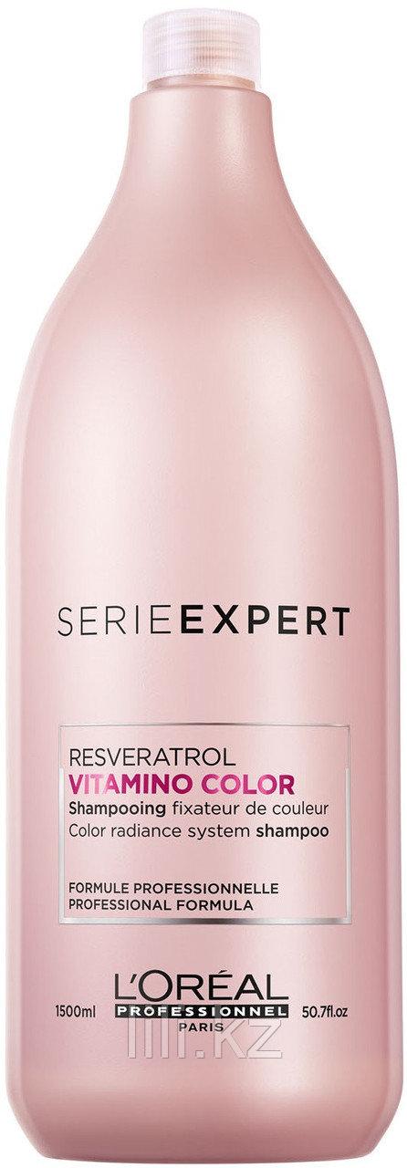 Шампунь для окрашенных волос L`Oreal Professionnel Vitamino Color 1500 мл.