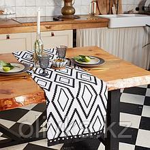 """Дорожка на стол """"Этель"""" Марокко  40*146 см, 100% хлопок, репс 210 г/м2"""