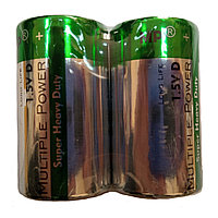 Батарейка D солевая ( R20 )