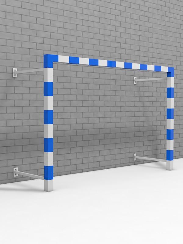 Ворота минифутбольные/гандбольные пристенные