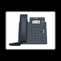 IP телефон Yealink SIP-T31P SIP-телефон, 2 линии, Poe, с БП замена T21P