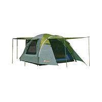 Палатка 3-х местная туристическая с окном LanYu 1707 210х210х165см