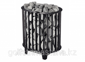 Печь-каменка (до 5 м3) с парогенератором Премьера Руса 6.25 кВт (220 В)