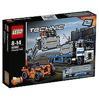 LEGO 42062 Technic Контейнерный терминал, фото 1