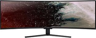 Монитор Acer/Nitro EI431CRS/43 ''/VA/3840х1200 Pix/2*HDMI(1.4)/HDMI(2.0)/DP(1.2) /Audio Out/4