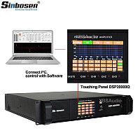 Sinbosen DSP20000Q 2200 Вт 4-канальный усилитель мощности c DSP