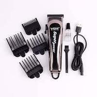Беспроводная машинка для стрижки волос VGR V-060, фото 1