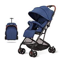 Прогулочная коляска Hope HP-709 blue