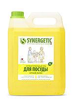 SYNERGETIC для мытья посуды «Лимон» на розлив