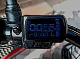 """Электровелосипед 48v 500w (max 1000w), аккум. Li-ion 48v 15 A/H.  Складной. Колеса 20*4""""., фото 2"""