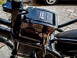"""Электровелосипед 48v 500w (max 1000w), аккум. Li-ion 48v 15 A/H.  Складной. Колеса 20*4""""., фото 5"""