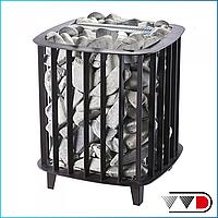 Печь-каменка (до 10м3) Премьера Руса 12 кВт (380 В)