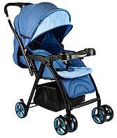 Прогулочная коляска Hope HP-712 blue