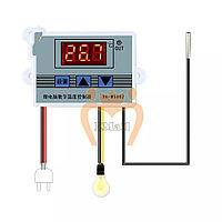 Термоконтроллер W3002 220V\10A\-50 до110град\ NTC10k для холодильников, аквариумов и инкубаторов