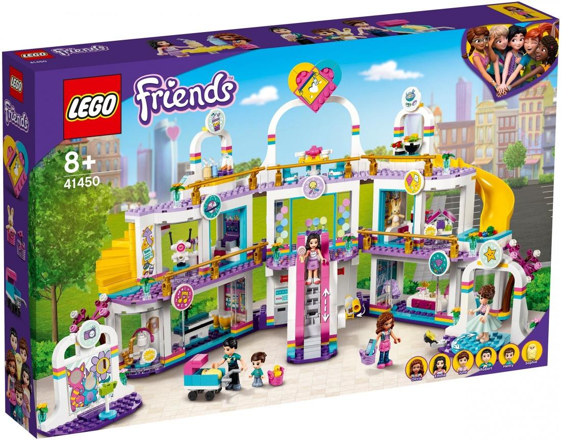 41450 Lego Friends Торговый центр Хартлейк Сити, Лего Подружки