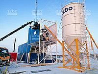 В феврале 2021 года в городе Исилькуль, запуск Флагман-60
