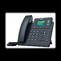IP телефон Yealink SIP-T33G,4 линии,цветной экран, PoE, GigE, с БП замена T40G