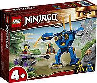 71740 Lego Ninjago Электрический робот Джея, Лего Ниндзяго