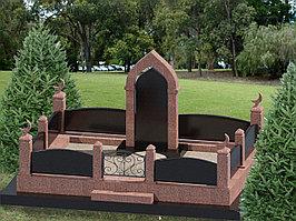 Визуализация памятников и мемориальных комлексов