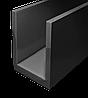 П -образный алюминиевый зажимной профиль 30х16