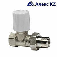 Клапан  термостатический прямой Ду 1/2 Aqualink