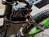 """Bafang 48v 500w (max 1000w), аккум. Li-ion 48v 13 A/H. Электровелосипед складной. Колеса 20*4""""., фото 4"""