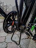 """Bafang 48v 500w (max 1000w), аккум. Li-ion 48v 13 A/H. Электровелосипед складной. Колеса 20*4""""., фото 8"""