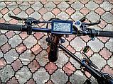 """Bafang 48v 500w (max 1000w), аккум. Li-ion 48v 13 A/H. Электровелосипед складной. Колеса 20*4""""., фото 2"""