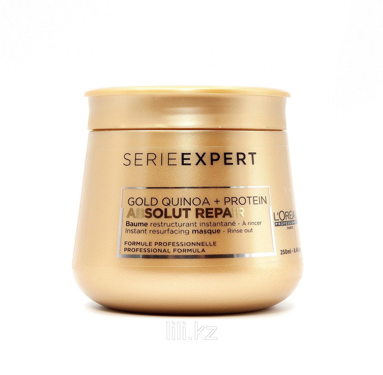Маска с кремовой текстурой для сильно поврежденных волос L'Oreal Absolut Repair Lipidium 250 мл.