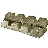 Швеллер стальной оцинкованный 50x32x4,4 3сп (Ст3сп; ВСт3сп) ГОСТ 8240-97