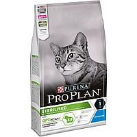 Pro Plan Sterilised Rabbit,сухой корм для стерилизованных кошек с кроликом,1,5 кг