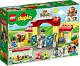 10951 Lego Duplo Конюшня для лошади и пони, Лего Дупло, фото 2