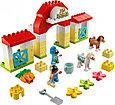 10951 Lego Duplo Конюшня для лошади и пони, Лего Дупло, фото 3
