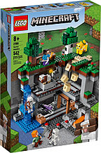 21169 Lego Minecraft Первое приключение, Лего Майнкрафт