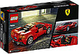 76895 Lego Speed Champions Ferrari F8 Tributo, фото 2