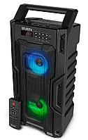 SVEN PS-435, черный, акустическая система 2.0, мощность 2x10 Вт (RMS), TWS, Bluetooth, FM, USB /